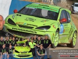 A Bánkuti MotorSport csapata a Mátyus Udvarház Lipicai Lovastanyán